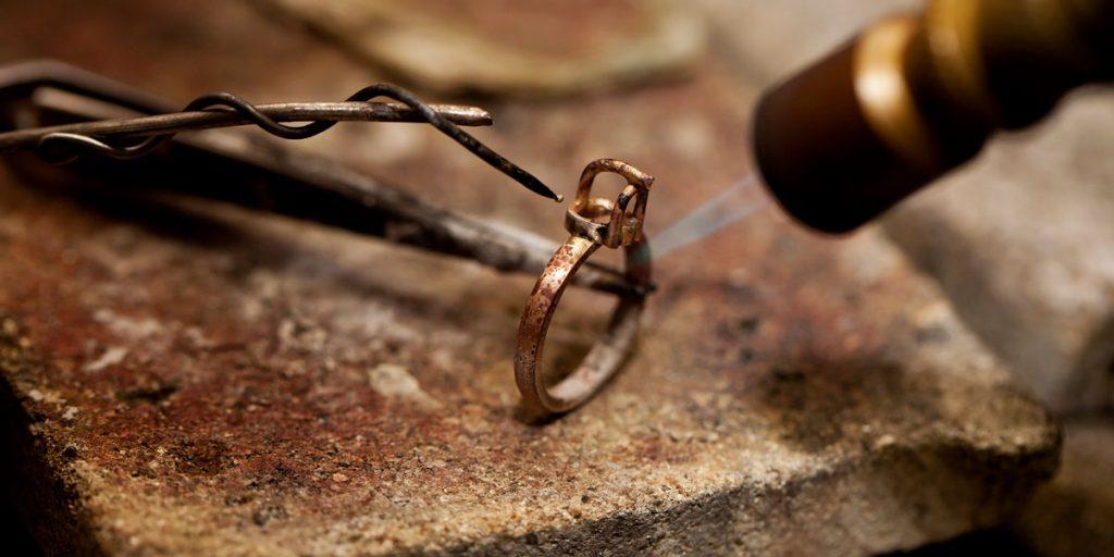 Jewelry torch